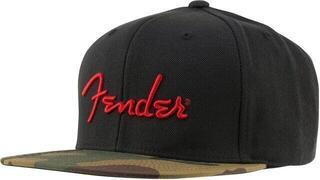 Fender Camo Flatbill Hat Camo