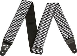 Fender Houndstooth Strap White