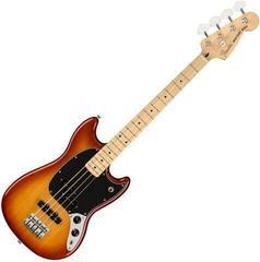 Fender Mustang PJ Bass MN Sienna Sunburst