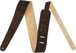 Fender Reversible 2'' Suede Strap Brown/Tan