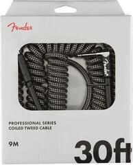Fender Professional Coil Cable 30' Gray Tweed