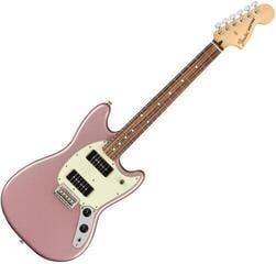 Fender Mustang 90 Pau Ferro Burgundy Mist Metallic