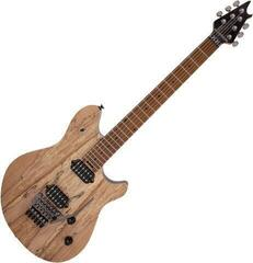 EVH Wolfgang WG Standard Exotic Spalted Maple Baked MN Natural
