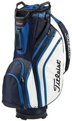 Titleist Lightweight Navy/Royal/White Cart Bag