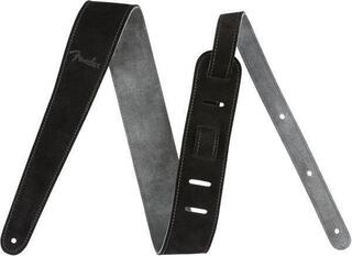 Fender Reversible 2'' Suede Strap Black/Gray