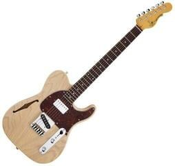 G&L Tribute ASAT Classic Bluesboy Semi-Hollow Blonde