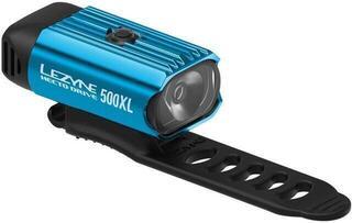 Lezyne Hecto Drive 500XL Blue/Hi Gloss