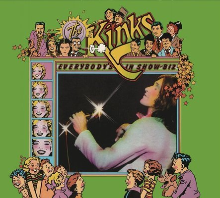 The Kinks Everybody's In Showbiz (3 LP)