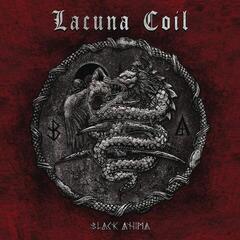 Lacuna Coil Black Anima (2 LP)