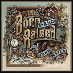 John Mayer Born and Raised (Gatefold Sleeve) (3 LP)