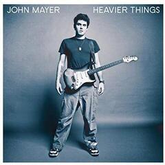 John Mayer Heavier Things (Vinyl LP)