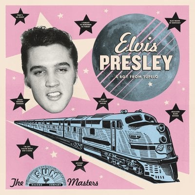 Elvis Presley A Boy From Tupelo: The Sun Masters