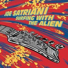 Joe Satriani Surfing With the Alien (Red & Yellow Deluxe Edition Coloured Vinyl) (2 LP)