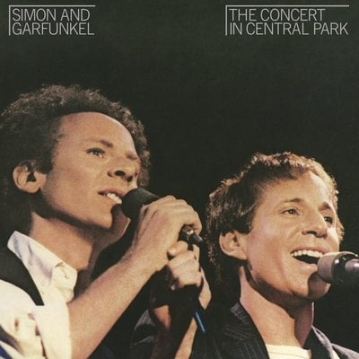 Simon & Garfunkel Concert In Central Park