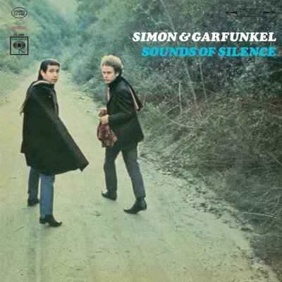 Simon & Garfunkel Sounds of Silence (LP) Nouvelle édition