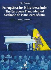 Fritz Emonts Európska klavírna škola 3