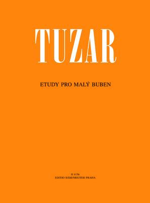 Josef Tuzar Etudy pro malý buben