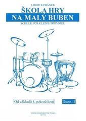 Libor Kubánek Škola hry na malý buben