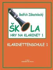 Bedřich Zakostelecký Škola hry na klarinet 1