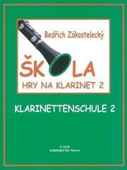Bedřich Zakostelecký Škola hry na klarinet 2
