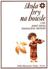 Micka - Micková Škola hry na housle 1