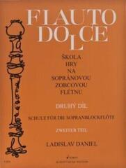 Ladislav Daniel Škola hry na sopránovou zobcovou flétnu 2