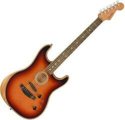 Fender American Acoustasonic Stratocaster 3 Tone Sunburst