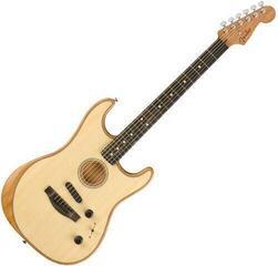 Fender American Acoustasonic Stratocaster Natural