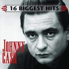Johnny Cash 16 Biggest Hits (Vinyl LP)