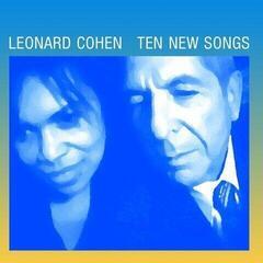 Leonard Cohen Ten New Songs (Vinyl LP)