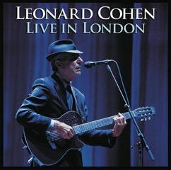 Leonard Cohen Live In London (3 LP) Újra kibocsát