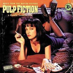 Pulp Fiction Original Soundtrack (Vinyl LP)