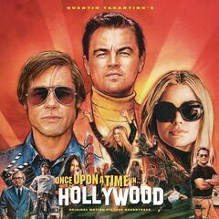 Quentin Tarantino Once Upon a Time In Hollywood OST (Orange Coloured Vinyl) (2 LP)