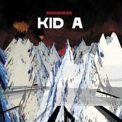 Radiohead Kid A (2 LP) Újra kibocsát