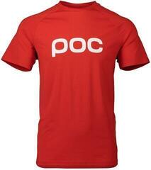 POC Essential Enduro Tee Prismane Red L