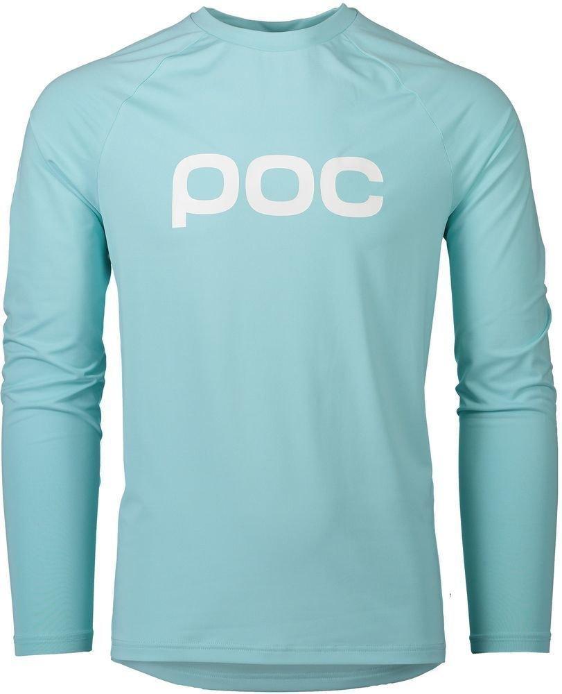 POC Essential Enduro Jersey Light Kalkopyrit Blue M