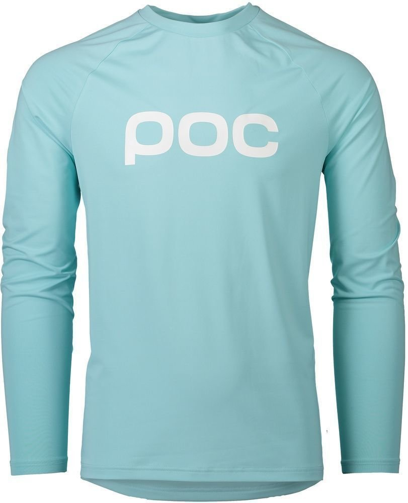 POC Essential Enduro Jersey Light Kalkopyrit Blue S