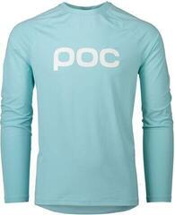 POC Essential Enduro Jersey Light Kalkopyrit Blue