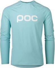 POC Essential Enduro Jersey Light Kalkopyrit Blue