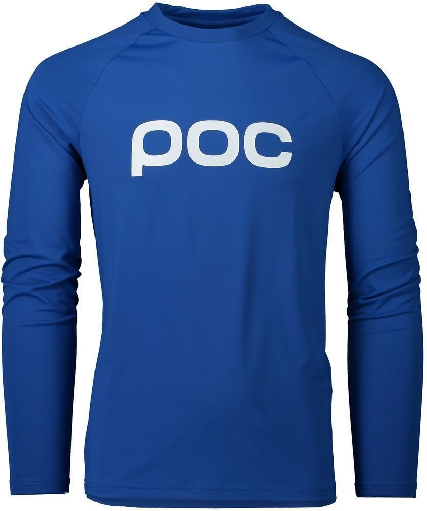POC Essential Enduro Jersey Light Azurite Blue M