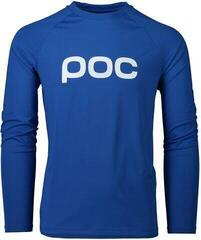 POC Essential Enduro Jersey Light Azurite Blue