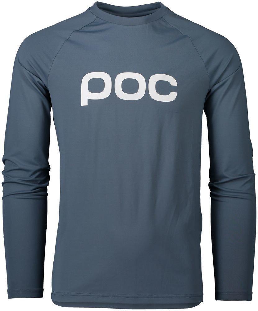 POC Essential Enduro Jersey Calcite Blue S