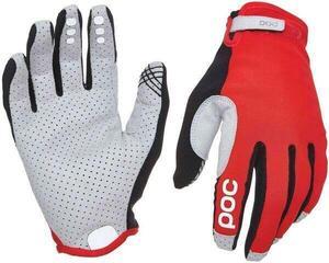 POC Resistance Enduro Adj Glove Prismane Red S