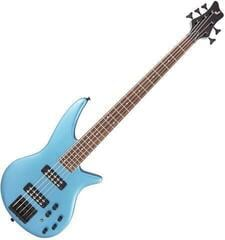 Jackson X Series Spectra Bass V IL Electric Blue