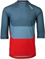 POC MTB Pure 3/4 Jersey Calcite Multi Blue