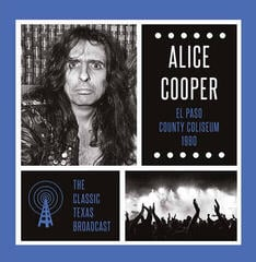Alice Cooper El Paso County Coliseum 1980 (2 LP)