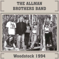 The Allman Brothers Band Woodstock 1994 (2 LP)