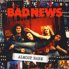 Bad News Almost Rare (Vinyl LP)