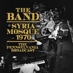 The Band Syria Mosque 1970 (2 LP)