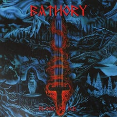 Bathory Blood On Ice (12'' Picture Disc LP)